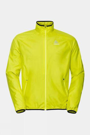 Odlo Mens Element Light Jacket Limeade