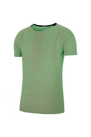 Nike Techknit Ultra Short Sleeve Tee Cucumber Calm
