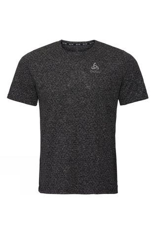 Odlo Mens Millennium T-Shirt Short Sleeve Crew Neck Black