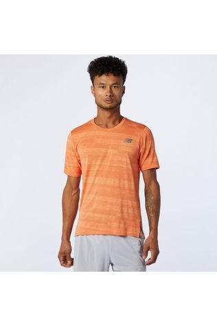 New Balance Q Speed Jacquard Short Sleeve Tee Dynomite