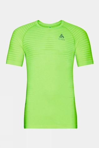 Odlo Mens Essential Seamless T-Shirt Lounge Lizard Melange