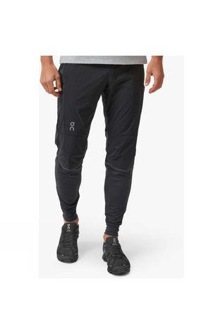 On Mens Running Pants Black