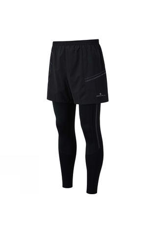 Ronhill Men's Tech Twin Tight All Black
