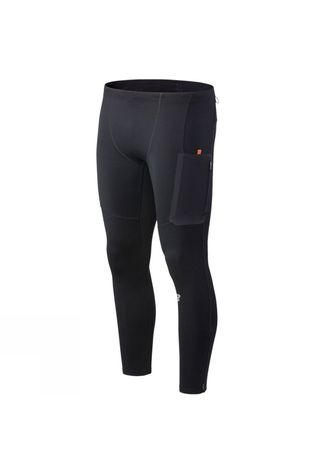 New Balance Mens Impact Heat Tight Black