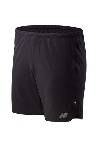 New Balance Impact Run 7in Short Black