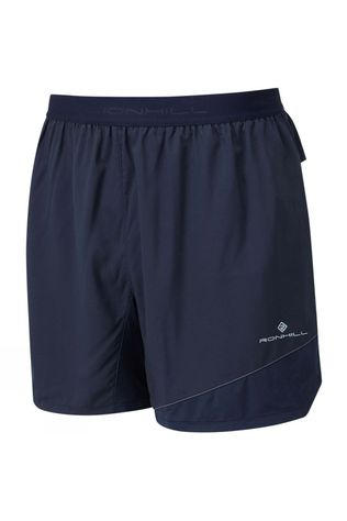 "Ronhill Men's Tech Revive 5"" Short Deep Navy/Atlantic"