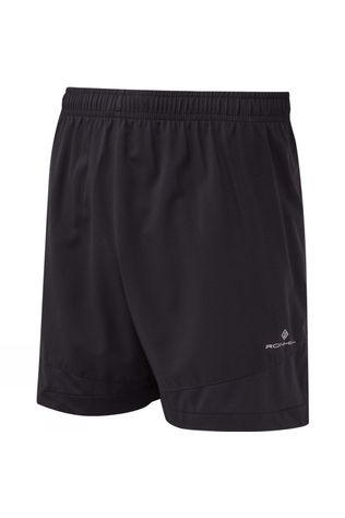 "Ronhill Men's Life 5"" Unlined Short All Black"