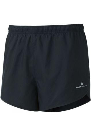 Ronhill Men's Core Split Short All Black