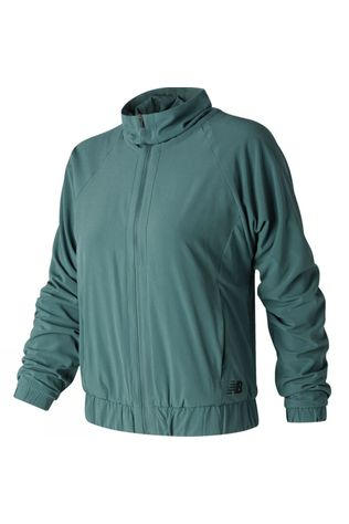 New Balance Women's Fashion Jacket TYPHOON