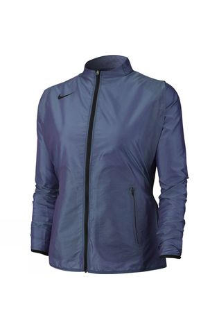 Nike Women's Future Air Jacket Voltage Purple