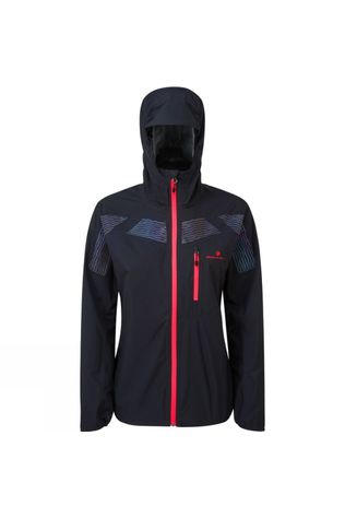 Ronhill Women's Infinity Nightfall Jacket Black/Reflect