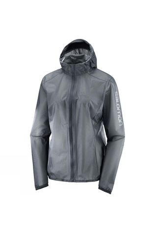 Salomon Womens Lightening Race WP Jacket Ebony