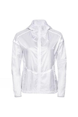 Odlo Womens Zeroweight Pro Jacket White