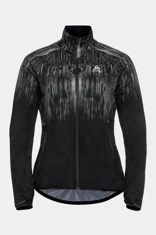 Odlo Women's Zeroweight Pro Warm Reflect Jacket Black Reflective