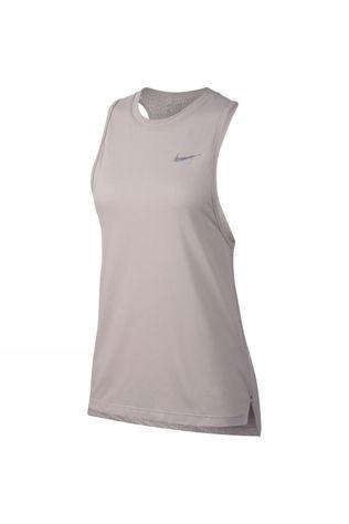 Nike Womens Tailwind Running Tank Particle Rose