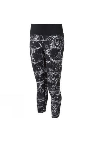 Ronhill Women's Momentum Tights Black Marble