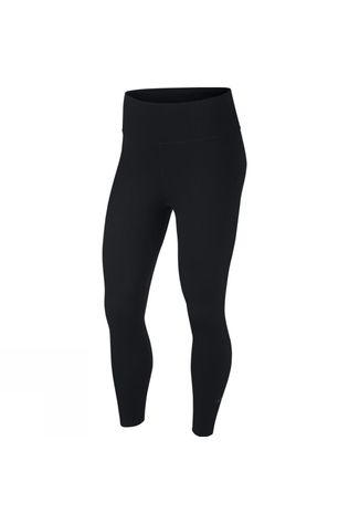 Nike Women's All-In Training Crops Black