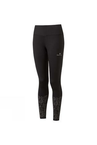 Ronhill Women's Life Night Runner Tight Black/Reflect