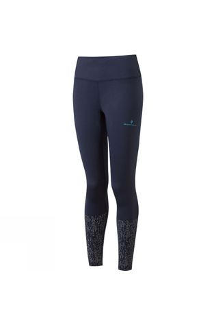 Ronhill Women's Life Night Runner Tight Deep Navy/Reflect