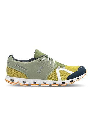 On Men's Cloud 70/30 Leaf/ Mustard