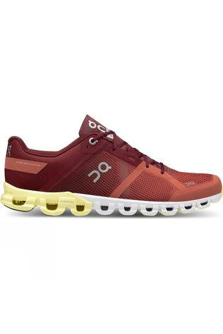 On Men's Cloudflow Rust/ Limelight
