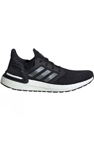 Adidas Men's Ultraboost 20 CORE BLACK / NIGHT METALLIC / CLOUD WHITE