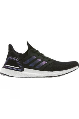 Adidas Men's Ultraboost 20 Core Black / Blue- SPACE PACK