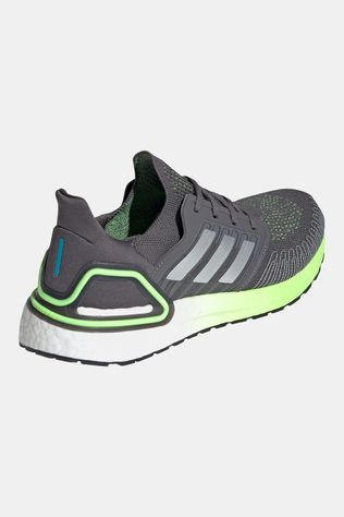 Adidas Men's Ultraboost 20 Grey Five