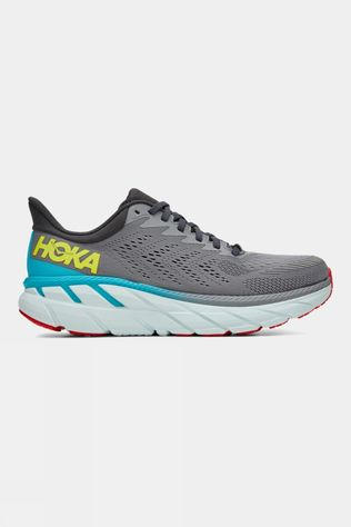 Hoka One One Men's Clifton 7 Wild Dove/Dark Shadow