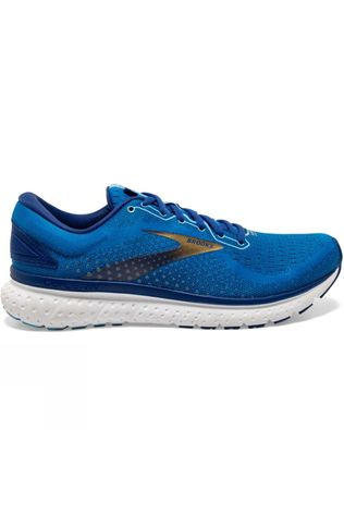 Brooks Men's Glycerin 18 Blue/Mazarine/Gold