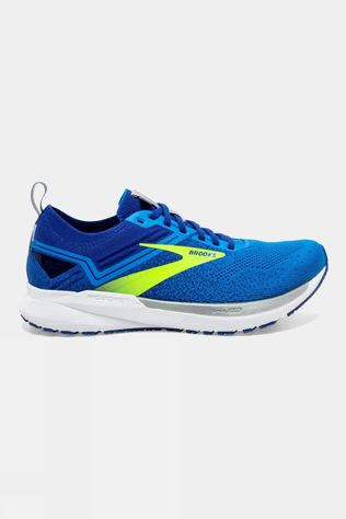 Brooks Mens Ricochet 3 Blue/Nightlife/Alloy
