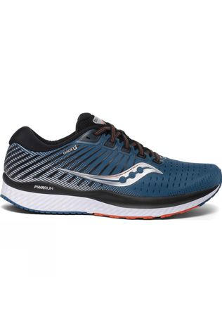 Saucony Mens Guide 13 Blue/Silver