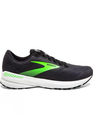 Brooks Men's Ravenna 11 Ebony/Black/Gecko