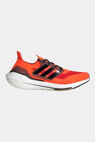 Adidas Men's Ultraboost 21 Marathon Red