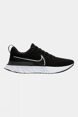 Nike Men's Epic React Infinity Run Flyknit 2 Black/Iron Grey-White