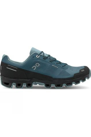 On Mens Cloudventure Waterproof Storm/Cobble