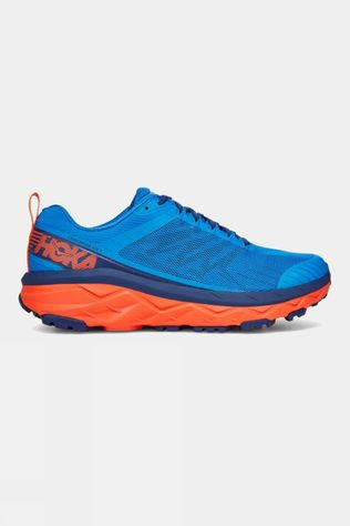 Hoka One One Mens Challenger ATR 5 Imperial Blue / Mandarin Red