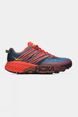 Hoka One One Men's Speedgoat 4 Fiesta/ Provincial Blue