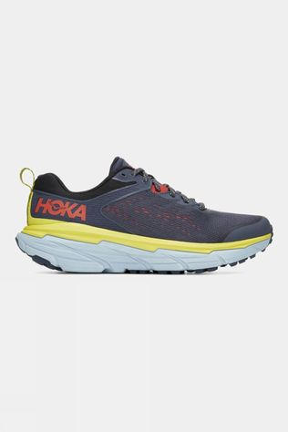 Hoka One One Mens Challenger ATR 6 OMBRE BLUE / GREEN SHEEN