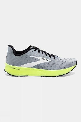 Brooks Mens Hyperion Tempo Grey/Black/Nightlife