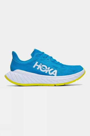 Hoka One One Mens Carbon X 2 Diva Blue/Citrus