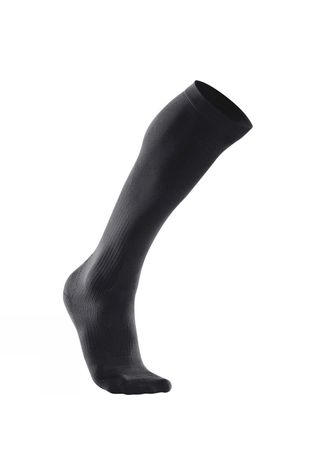 2XU Men's 24/7 Compression Socks Black/Black