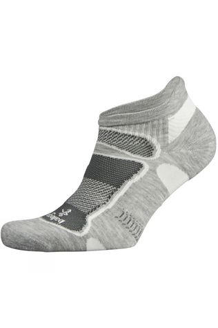 Balega Ultralight No Show Mid Grey/White