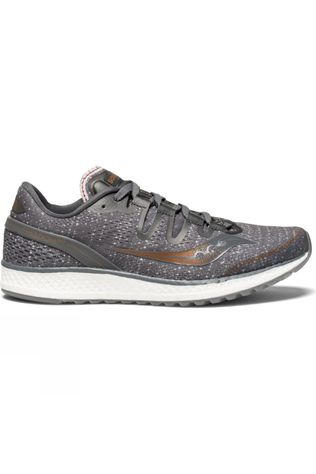 Saucony Womens Freedom ISO (Grey/Denim/Copper) Grey/Denim/Copper