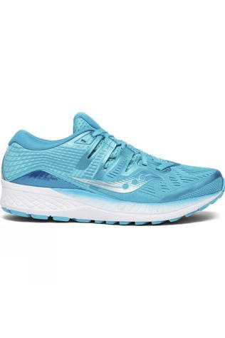 Saucony Womens Ride ISO Blue
