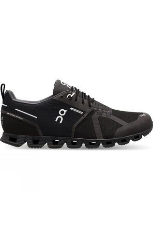 On Women's Cloud (Waterproof) Black/Lunar