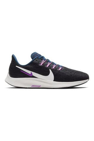 Nike Women's Air Zoom Pegasus 36 Black/Summit White-valerian Blue