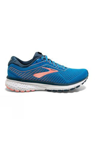 Brooks Women's Ghost 12 Blue/Majolica/Desert
