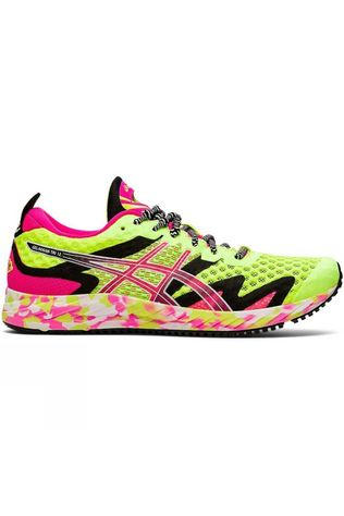 Asics Women's Gel-Noosa TRI 12 SAFETY YELLOW/PINK GLO