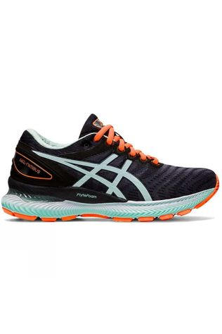 Asics Women's Gel-Nimbus 22 BLACK/BIO MINT
